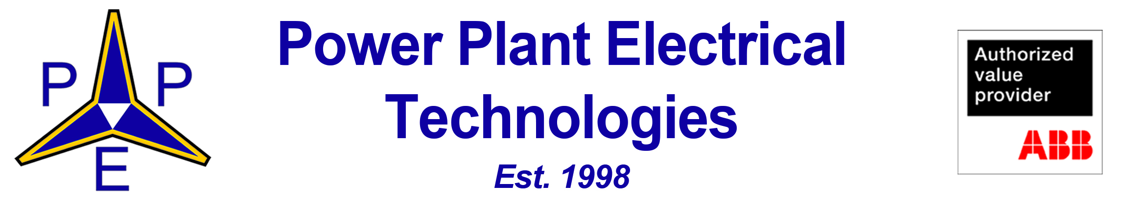 Power Plant Electrical Technologies Retina Logo